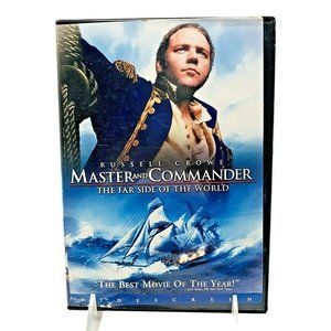 Master And Commander (widescreen)  DVD